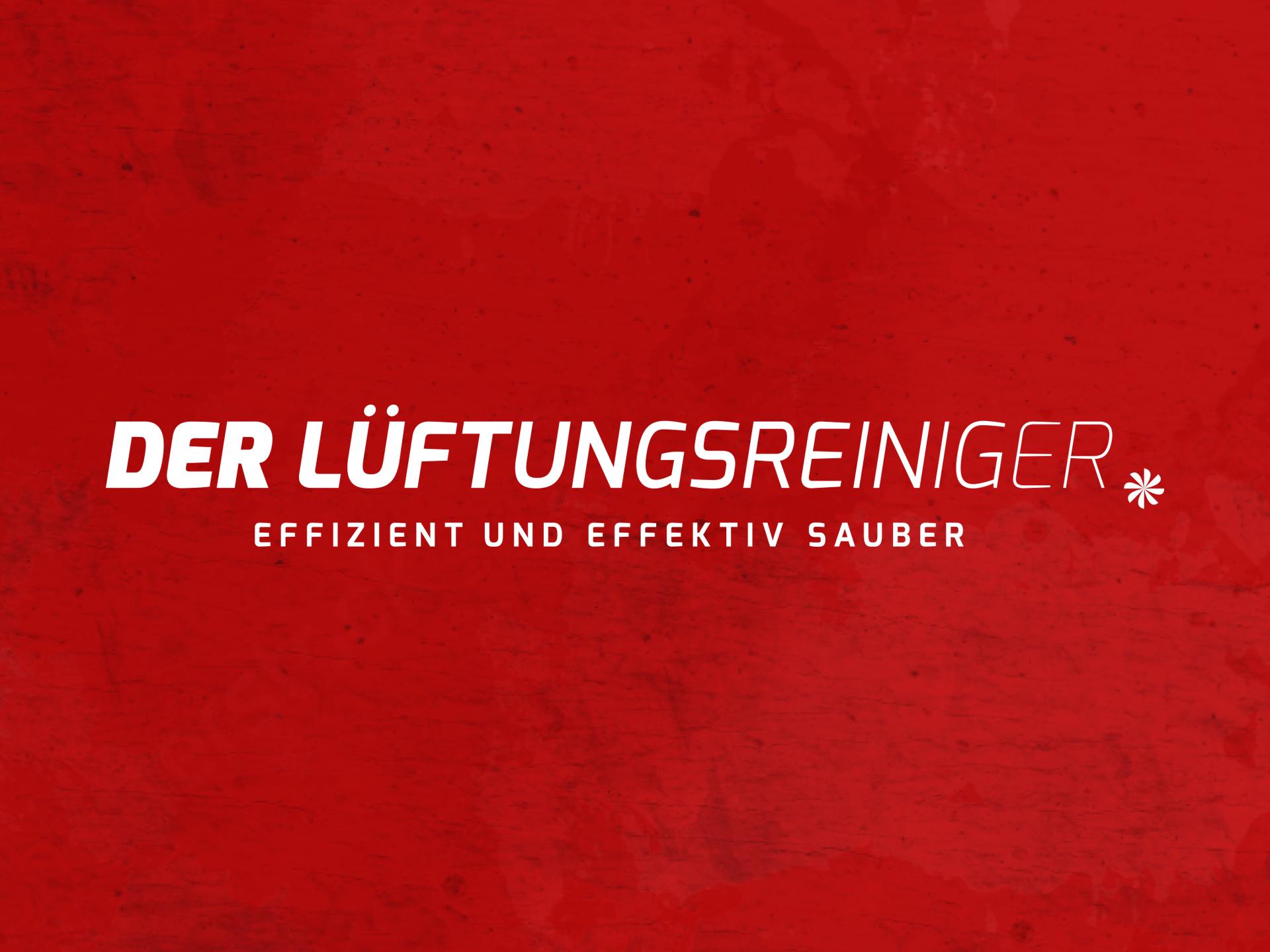 SM Graphic Design Referenzen Logo Visitenkarte Website Corporate Design Der Lüftungsreiniger Ostschweiz